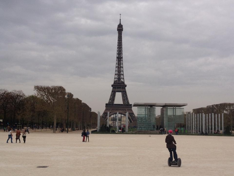 Slobozia Turnul Eiffel Turnul Eiffel se Bucură de