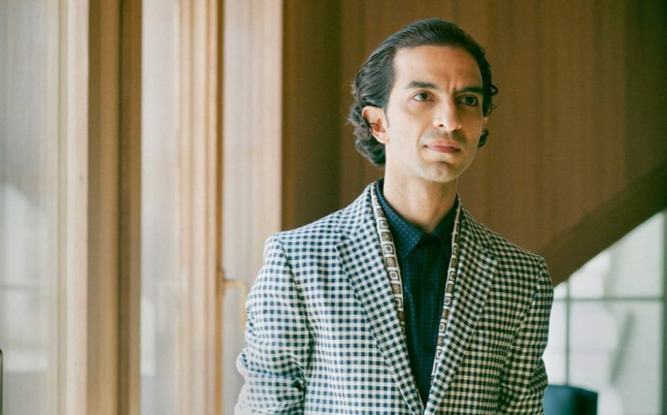 Imran Amed, The Business of Fashion, BoF, Editor-in-chief